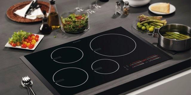5 model bếp từ 4 vùng nấu của Đức được quan tâm hiện nay