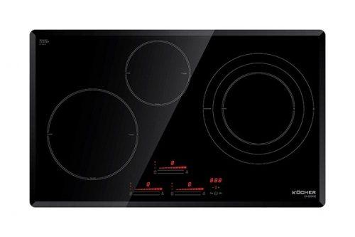 Sự đột phá trong việc nấu bếp với chiếc bếp từ 3 bếp 855 của Kocher