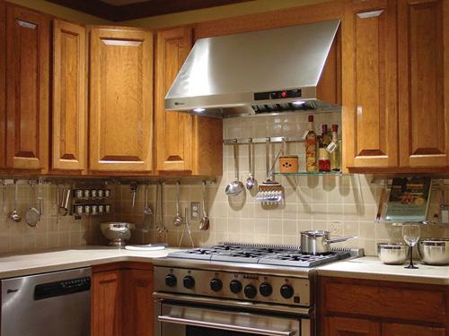 Bí quyết sở hữu căn bếp tiện nghi mà vẫn cực kỳ gọn gàng thumbnail