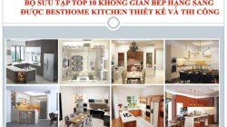 Cẩm nang thiết kế và thi công tủ bếp hiện đại tích hợp thiết bị bếp Châu Âu post image