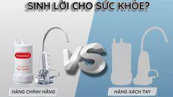 4 lý do tại sao nên chọn máy lọc nước ion kiềm Cleansui thumbnail