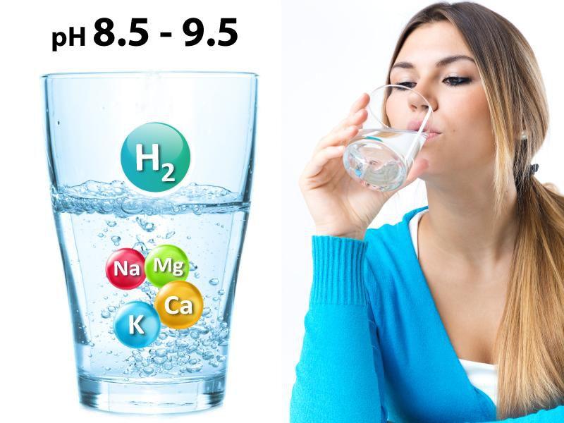 Nước Kiềm là gì ? Tại sao giới chuyên gia khuyên bạn nên uống nước ion kiềm hàng ngày
