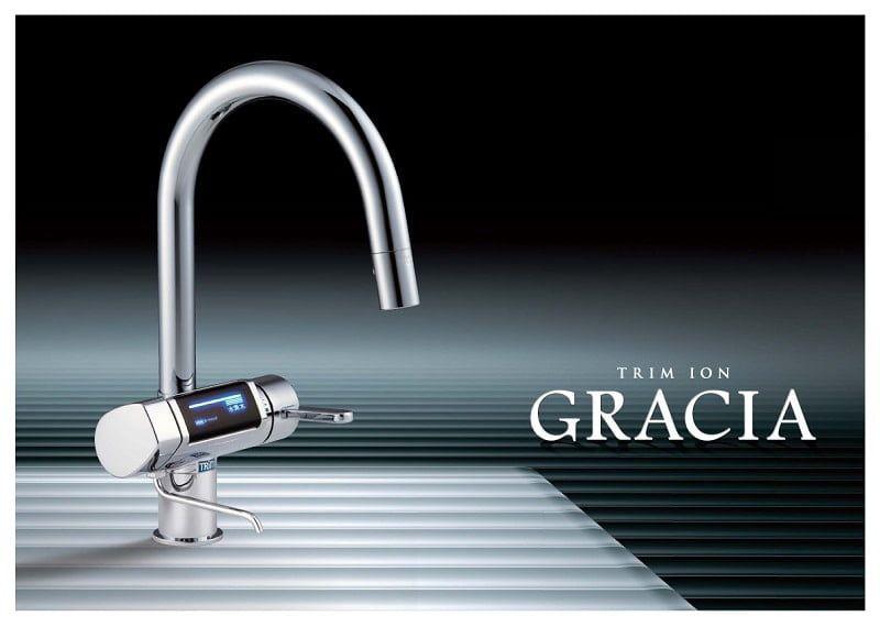 Bạn có biết Máy lọc nước Ion tạo Kiềm giàu Hydro TrimIon GRACIA xuất xứ Nhật Bản có lợi ích như thế nào ?