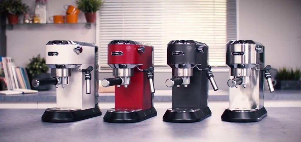 Máy pha cafe Delonghi EC685 - Pha mọi loại cafe ngon