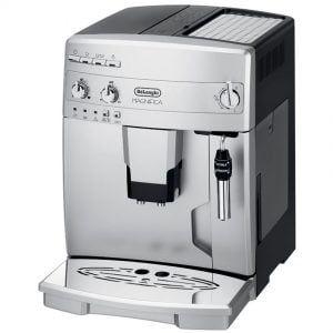 Máy pha cà phê tự động DeLonghi ESAM03.120.S pha được 2 tách Espresso cùng lúc