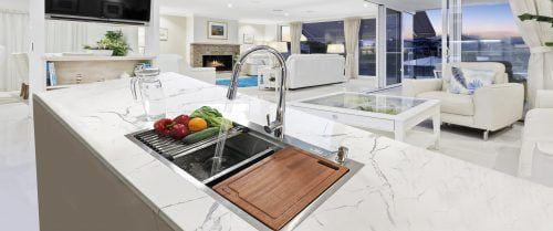 Chậu vòi rửa bát KONOX – thiết bị bếp cao cấp tiện nghi và thẩm mỹ