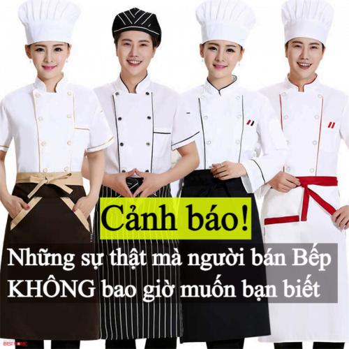 Cảnh báo! Những sự thật mà người bán Bếp không bao giờ tiết lộ