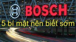 5 bí mật mà bạn phải biết trước khi mua bếp từ Bosch
