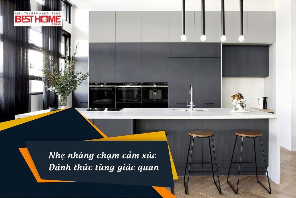 Giới thiệu về Besthome Kitchen – Chuyên gia về giải pháp không gian bếp hạng sang hiện đại đẳng cấp thumbnail