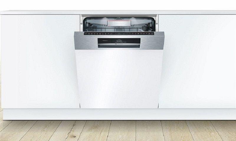 Máy rửa bát âm tủ BOSCH SMI88TS46E Series 8