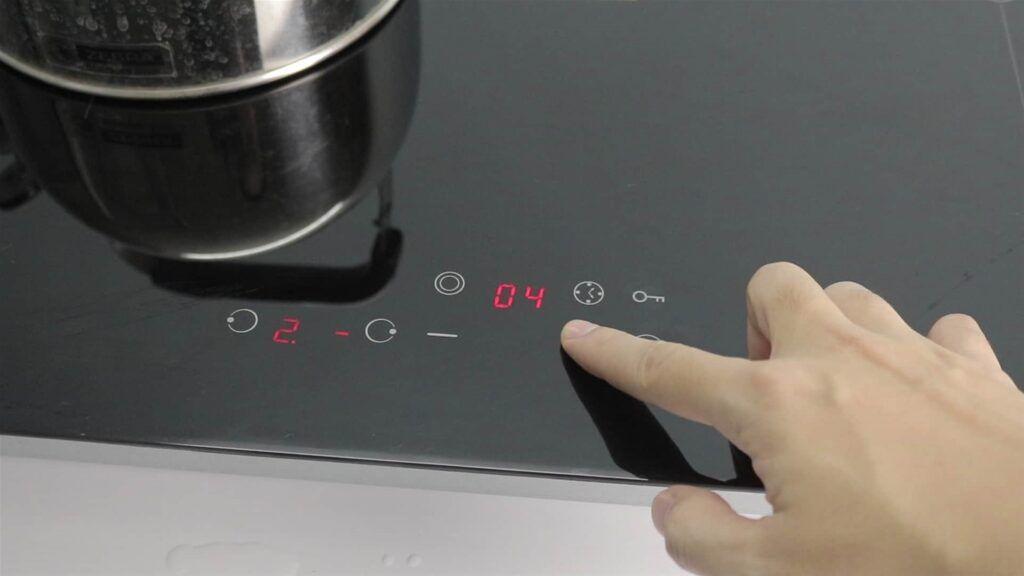 Bếp từ 2 bếp KOCHER DI-6900E xuất xứ Malaysia