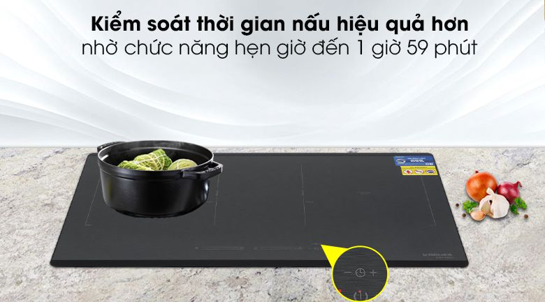 Bếp từ 2 bếp KOCHER DIB4 888MI