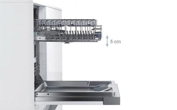 Máy rửa bát độc lập BOSCH SMS46NI05E Series 4