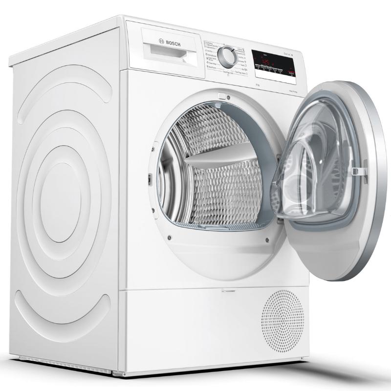 Máy sấy quần áo BOSCH HMH.WTR85V00SG xuất xứ Ba Lan