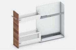 Ray Hộp TANDEMBOX Antaro cho tủ hẹp – 555.90.795
