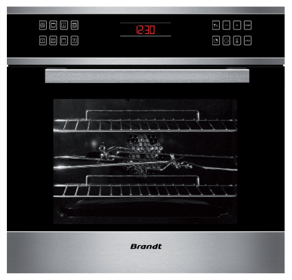 Lò nướng âm tủ Brandt BXE5532X – xuất xứ Pháp – besthome