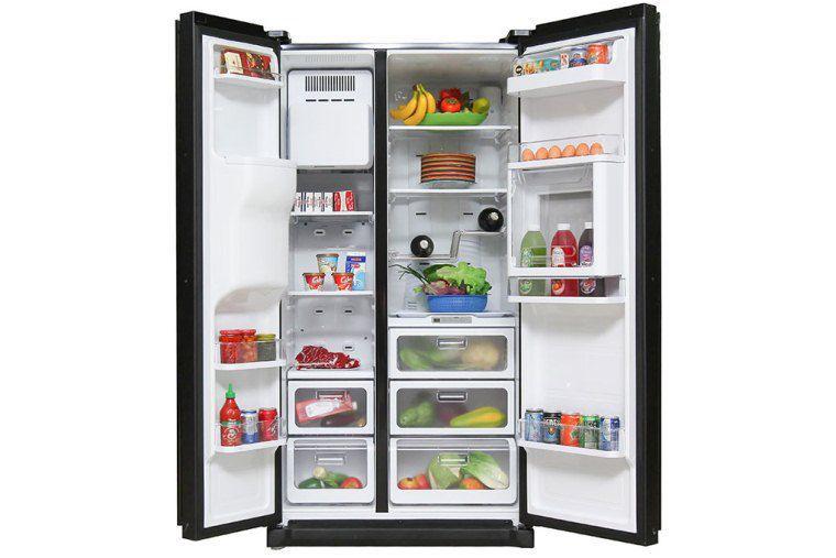 5 tiêu chí chọn mua tủ lạnh side by side cho gia đình