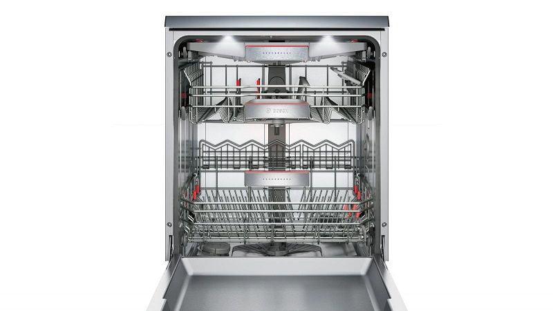 Máy rửa bát độc lập BOSCH HMH.SMS88TI03E Series 8