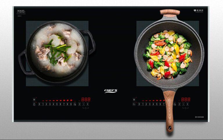 bếp từ chefs mới 2021