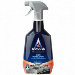 Bình xịt vệ sinh lò nướng ASTONISH C6900