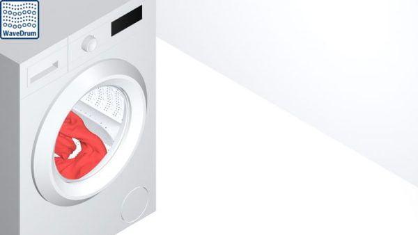 Máy giặt quần áo BOSCH HMH.WAJ20180SG xuất xứ Thổ Nhĩ Kỳ