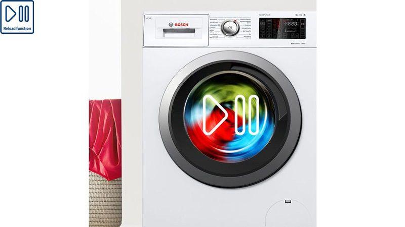 Máy giặt quần áo BOSCH HMH.WAX32M40SG xuất xứ Đức